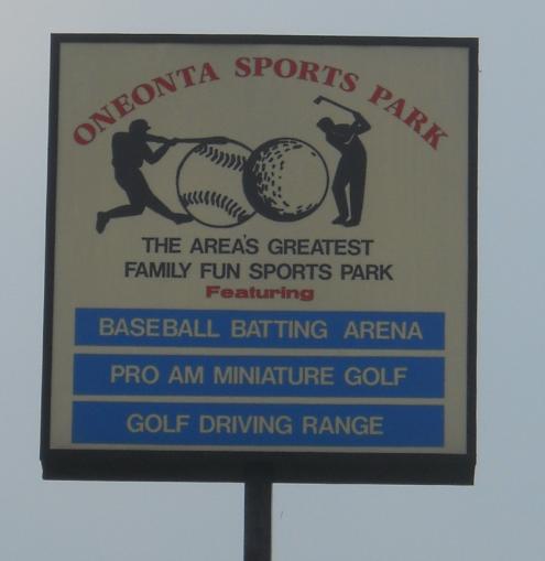 Oneonta Sports Park Oneonta S Premier Sports Park
